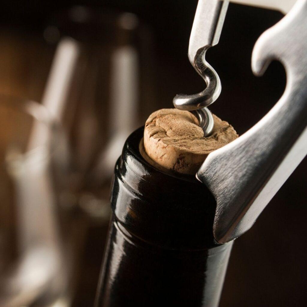 cómo conservar un vino una vez abierto